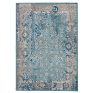 Jaipur Kinburn Rug From Terracotta Collection TET02 - Blue